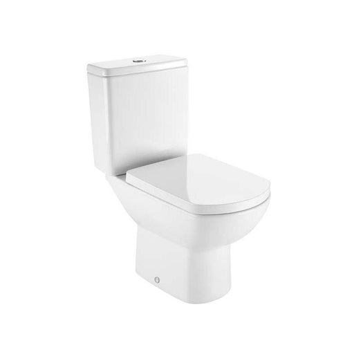 Roca Aire Close-Coupled Open Back WC Pan - Unbeatable Bathrooms
