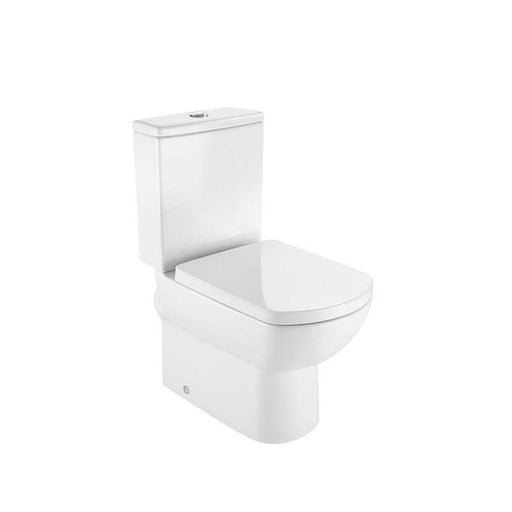 Roca Aire Close-Coupled Back-To-Wall WC Pan - Unbeatable Bathrooms