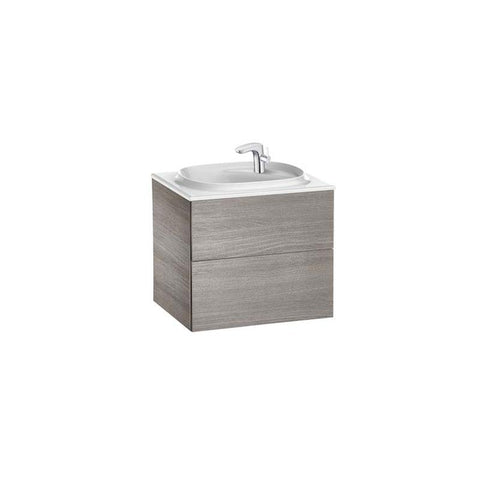 Roca Beyond Unik Base Unit with Two Drawers and Basin - Unbeatable Bathrooms