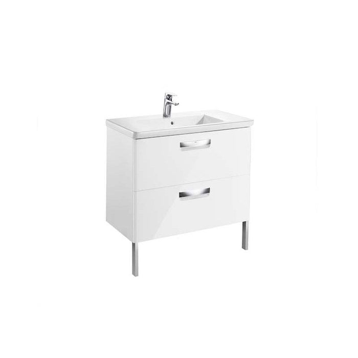 Roca The Gap Base Unit and Basin with 2 Soft-Close Drawers - Unbeatable Bathrooms