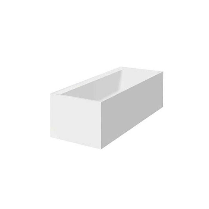 Roca Modo Rectangular Surfex® Bath with Waste Kit - Unbeatable Bathrooms