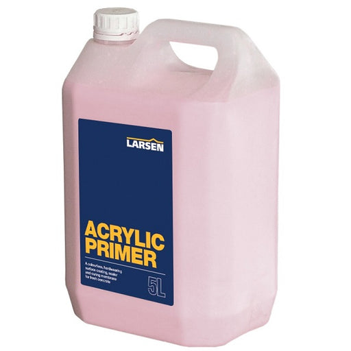 Larsen Acrylic Primer 5kg - Unbeatable Bathrooms