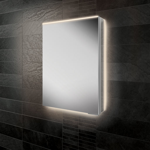 HIB Ether 50 Mirror Cabinet - Unbeatable Bathrooms