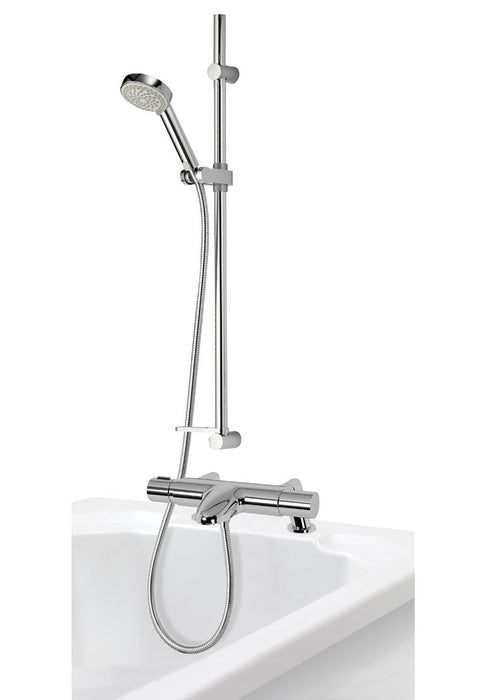 Midas 110 Bath Shower Mixer - Unbeatable Bathrooms