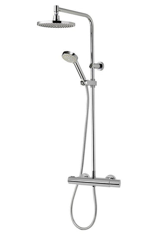 Midas 110 Shower Column - Unbeatable Bathrooms