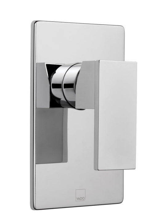 Notion Concealed Manual Shower Valve Single Lever Wall Mounted - Unbeatable Bathrooms