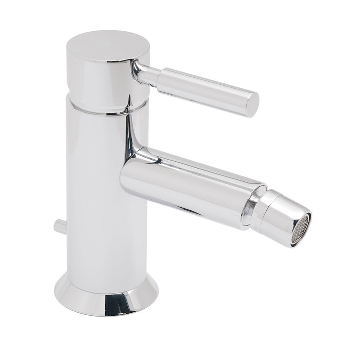 Origins Mono Bidet Mixer Single Lever Deck Mounted With Pop-up Waste - Unbeatable Bathrooms