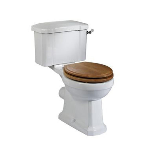Tavistock Vitoria Close Coupled WC Pan - Unbeatable Bathrooms