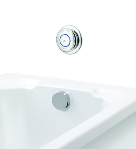 Quartz Digital Smart Bath Filler with Digital Control - Unbeatable Bathrooms