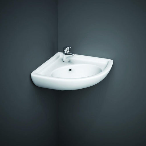 Rak Compact Corner Basin - Unbeatable Bathrooms