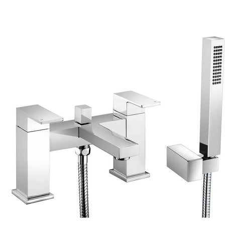 Rak Cubis Bath Shower Mixer - Unbeatable Bathrooms