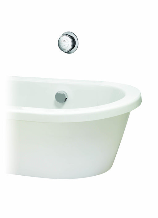 Rise Smart Bath with Overflow Filler - Unbeatable Bathrooms