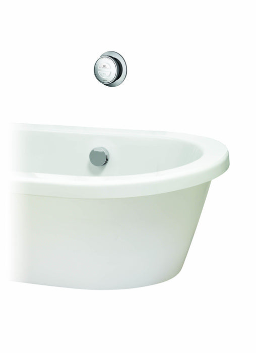 Rise Smart Bath with Overflow Filler