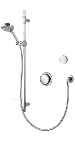 Rise Smart Concealed Shower with Slide Rail Kit - Unbeatable Bathrooms
