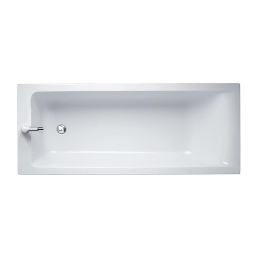 Sottini Santorini Idealform Plus+ Rectangular Bath, No Tapholes - Unbeatable Bathrooms