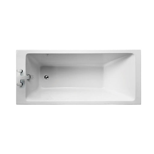 Sottini Lato Idealform Rectangular Bath, No Tapholes - Unbeatable Bathrooms