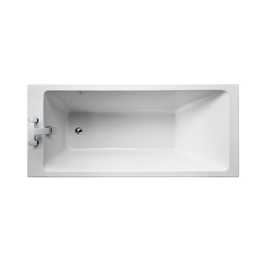 Sottini Lato Idealform Plus+ Rectangular Bath, No Tapholes - Unbeatable Bathrooms