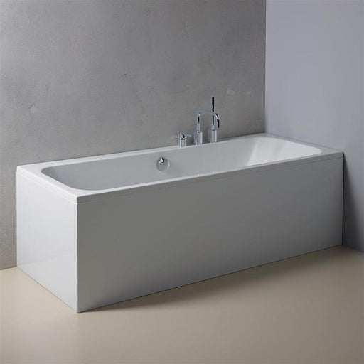 Sottini Cosia Idealform Plus+ Double Ended Bath, No Tapholes - Unbeatable Bathrooms