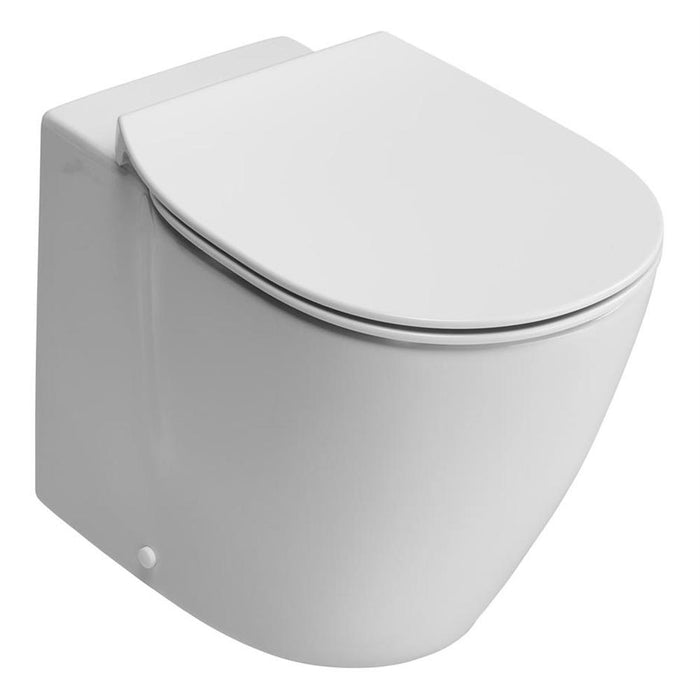 Sottini Santorini Back To Wall WC Unit with Aquablade Technology - Horizontal Outlet - Unbeatable Bathrooms