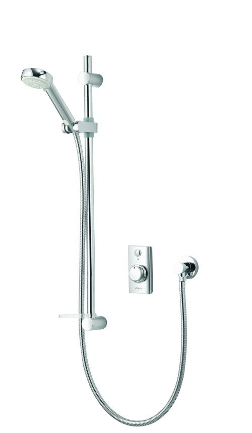 Visage Smart Concealed Shower with Slide Rail Kit - Unbeatable Bathrooms