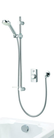 Visage Smart Divert Concealed Shower with Adjustable Head & Overflow Bath Filler - Unbeatable Bathrooms