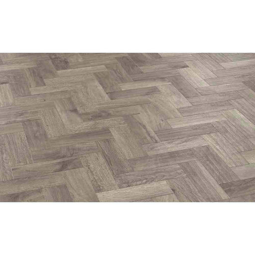Karndean Art Select Wood Shade Parquet Storm Oak Tile - Unbeatable Bathrooms