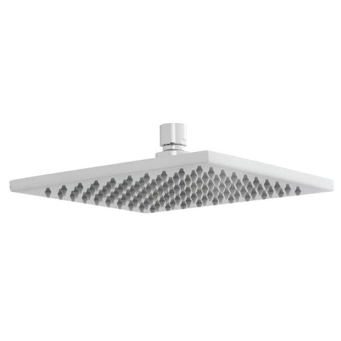 Vado Atmosphere Air-Injected Square 200mm Shower Head - Unbeatable Bathrooms