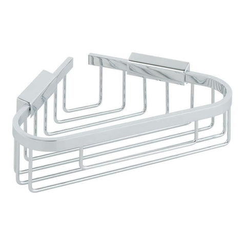 Vado Medium Triangular Corner Basket - Unbeatable Bathrooms