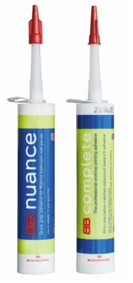 Bushboard Nuance Complete Bathroom Adhesive - Unbeatable Bathrooms