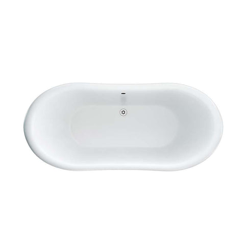 Burlington Admiral 165cm Bath - Unbeatable Bathrooms