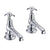 Burlington Deck Mounted Regent Bath Tap - Unbeatable Bathrooms