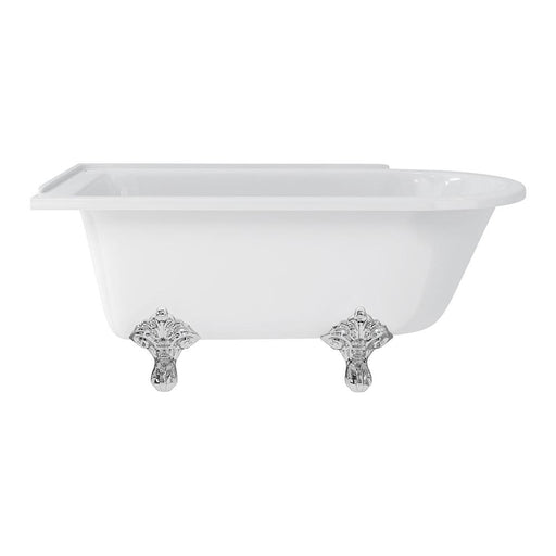 Burlington Hampton Left H and Bath Tub - Unbeatable Bathrooms