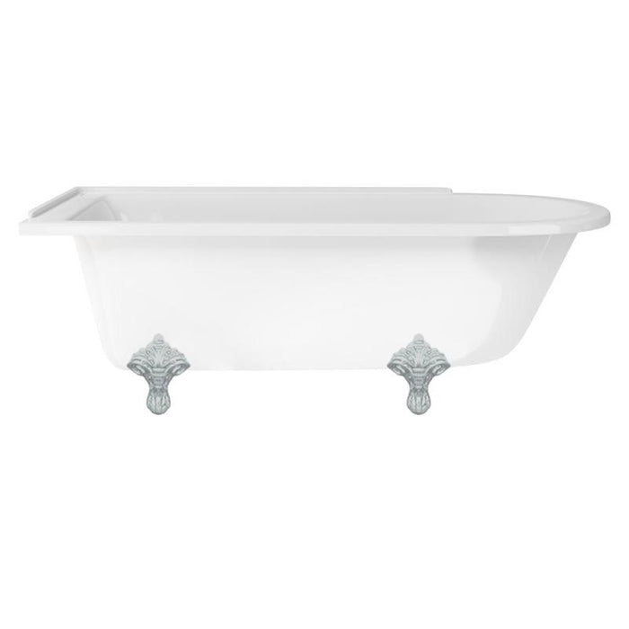 Burlington Hampton Left H and Bath Tub - E13+E11 CHR