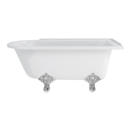 Burlington Hampton Right H and Bath Tub - Unbeatable Bathrooms