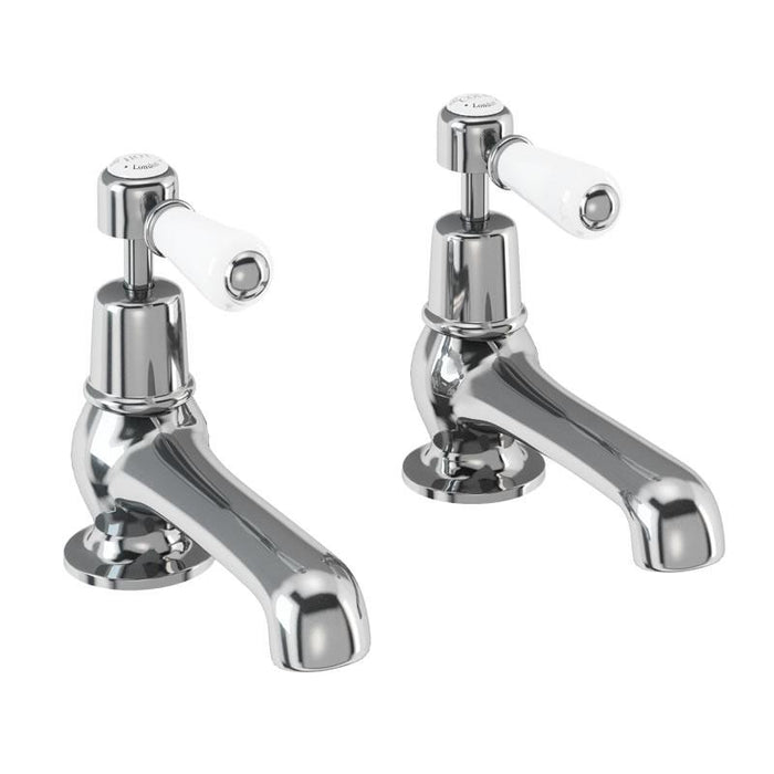 Burlington Kensington Traditional Deck Mounted Bath Tap - Unbeatable Bathrooms