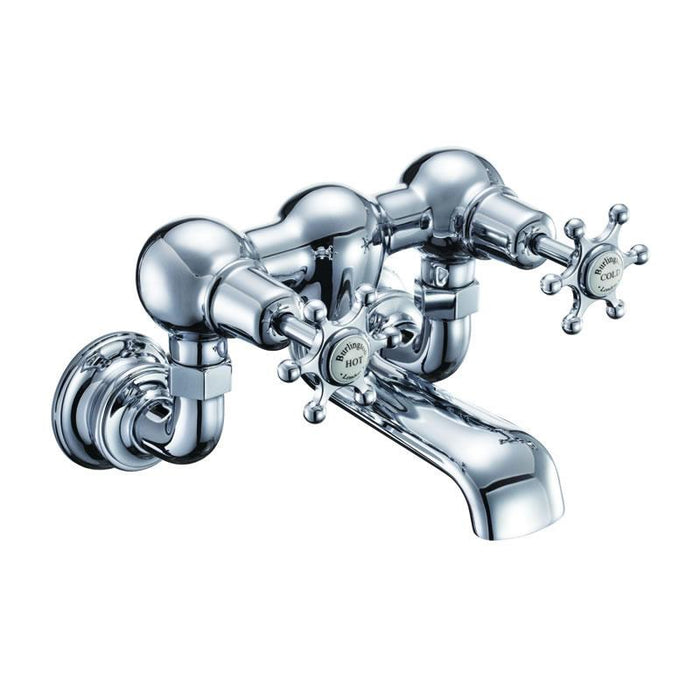 Burlington Regent Wall Mounted Bath Filler - Unbeatable Bathrooms