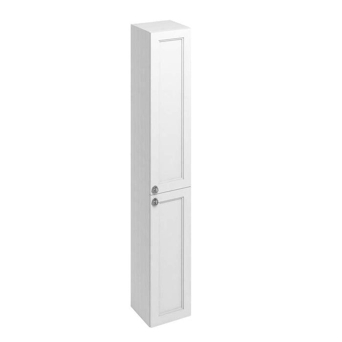 Burlington Traditional 30cm Double Door Tall Wood Base Unit-F3TW