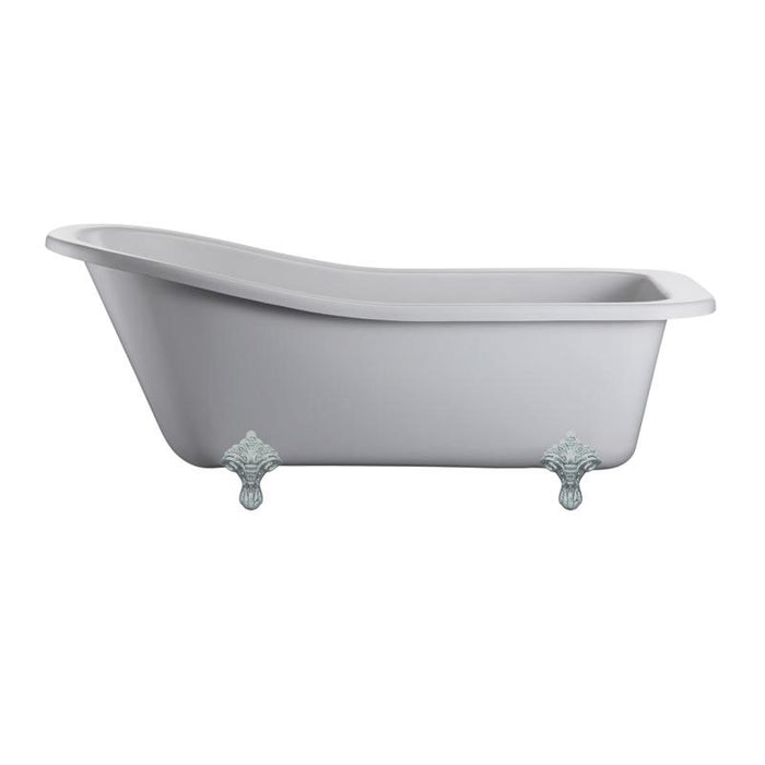 Burlington Traditional Harewood Slipper Bath Tub - Unbeatable Bathrooms