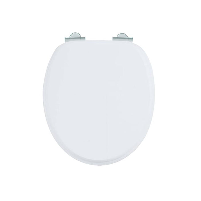 Burlington Traditional Soft Close Toilet Seat Additional View 2