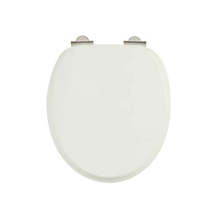 Burlington Traditional Soft Close Toilet Seat Additional View 3