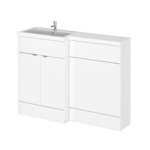 Hudson Reed Fusion 120cm Combination - Full Depth Vanity Unit - Unbeatable Bathrooms