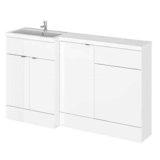 Hudson Reed Fusion Combination Vanity Pack - Unbeatable Bathrooms