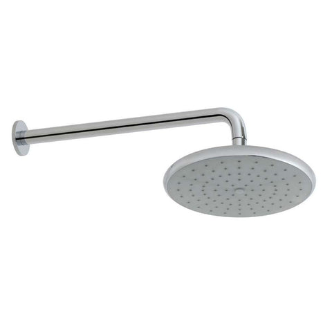 Vado Ceres Self-Cleaning Shower Head & Wall Mounted Shower Arm - Unbeatable Bathrooms