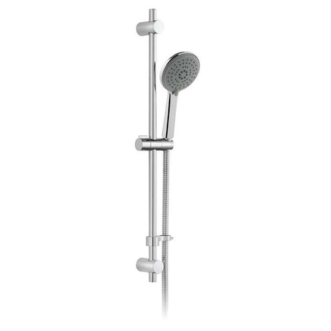 Vado Ceres Slide Rail Shower Kit with Multi-Function Self-Cleaning Handset - Unbeatable Bathrooms