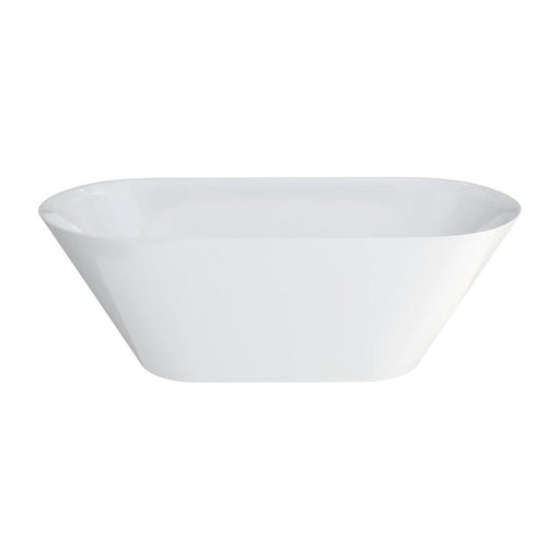Clearwater Sontuoso Clear Stone White Bath Additional View 3