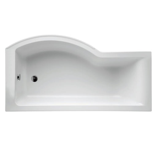 Ideal Standard Concept 170 x 90cm idelform plus+ shower bath - Unbeatable Bathrooms