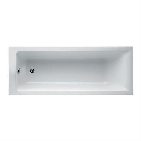 Ideal Standard Concept 180 x 70/80cm Rectangular Idealform Plus+ Bath - Unbeatable Bathrooms