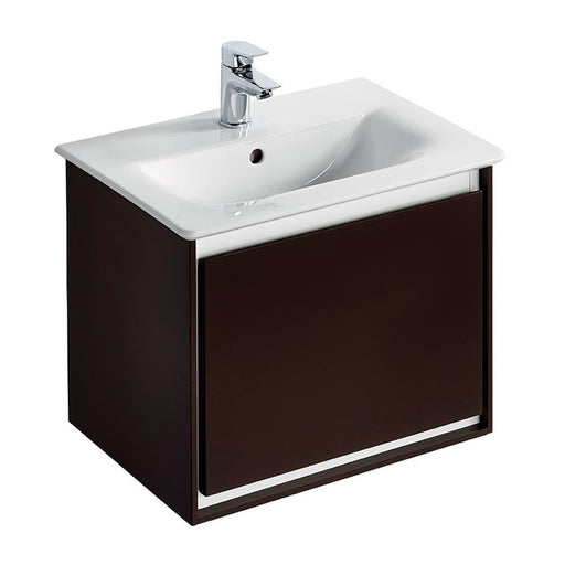 Ideal Standard Concept Air 50cm Wall Hung Vanity Unit - Unbeatable Bathrooms