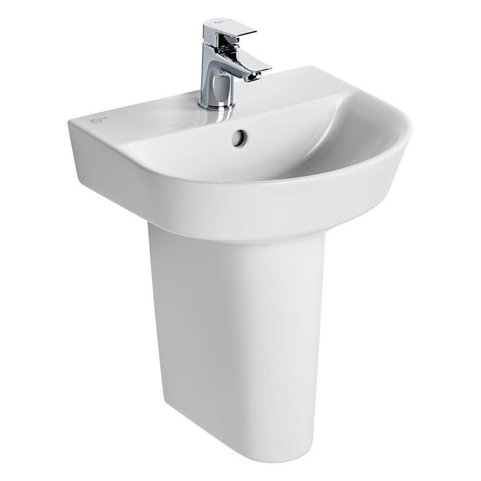 Ideal Standard Concept Air Arc 40cm Handrise Basin - Unbeatable Bathrooms