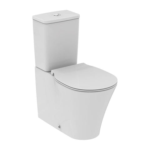Ideal Standard Concept Air Close Coupled Back to Wall WC Suite With Aquablade Technology - Unbeatable Bathrooms